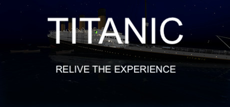 Titanic: The Experience Cover Image