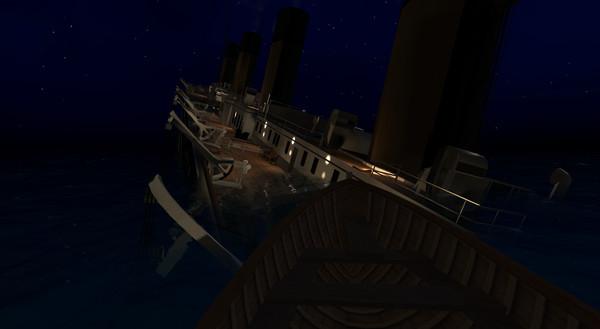 Скриншот №1 к Titanic The Experience
