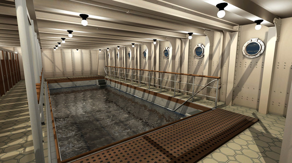 Скриншот №2 к Titanic The Experience