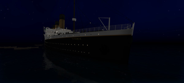 Скриншот №9 к Titanic The Experience