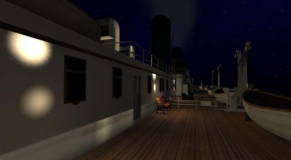 Скриншот №17 к Titanic The Experience