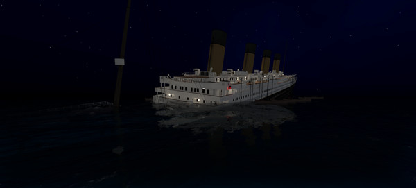 Скриншот №5 к Titanic The Experience
