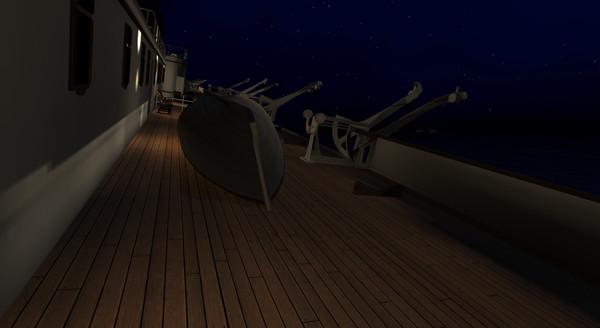 Скриншот №20 к Titanic The Experience