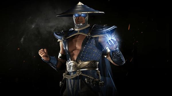 Скриншот №1 к Injustice™ 2 - Raiden