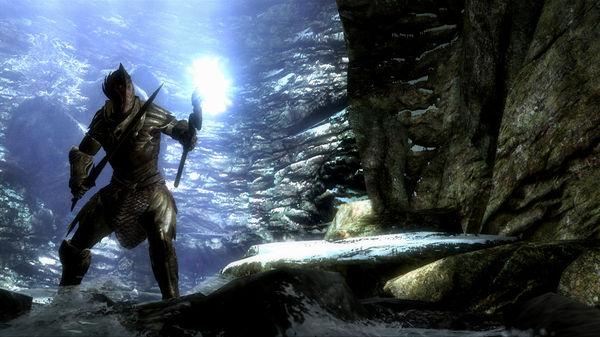 Скриншот №11 к The Elder Scrolls V Skyrim