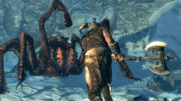 Скриншот №13 к The Elder Scrolls V Skyrim