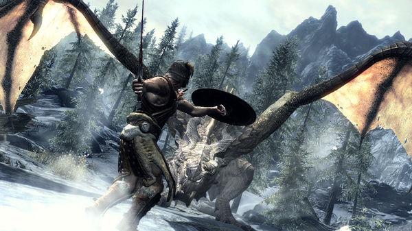 Скриншот №1 к The Elder Scrolls V Skyrim