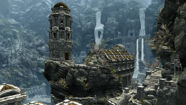 Скриншот №8 к The Elder Scrolls V Skyrim
