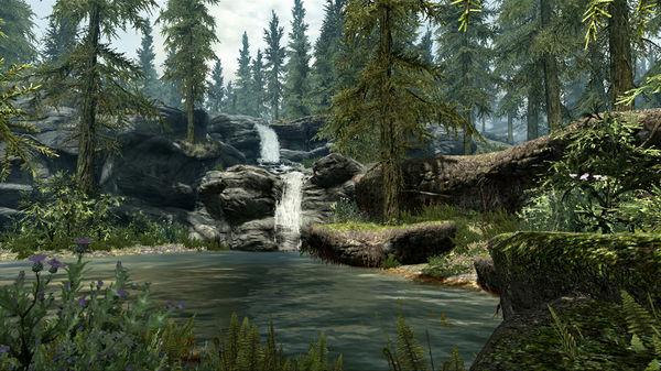 Скриншот №7 к The Elder Scrolls V Skyrim