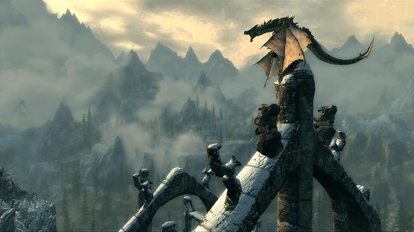 Скриншот №14 к The Elder Scrolls V Skyrim