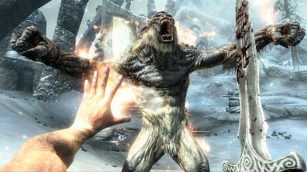 Скриншот №10 к The Elder Scrolls V Skyrim