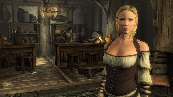 Скриншот №9 к The Elder Scrolls V Skyrim