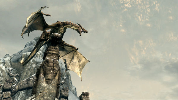 Скриншот №2 к The Elder Scrolls V Skyrim