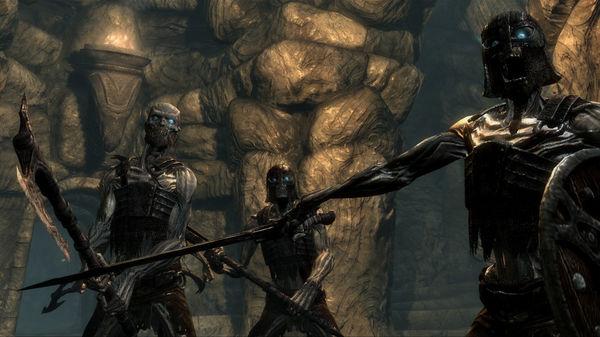 Скриншот №4 к The Elder Scrolls V Skyrim