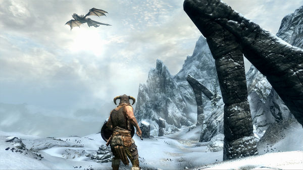 Скриншот №3 к The Elder Scrolls V Skyrim