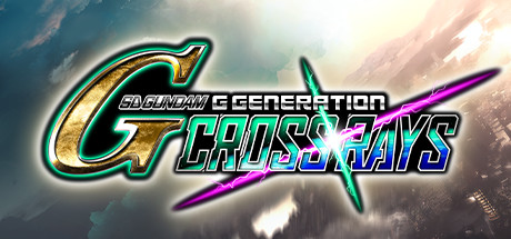 SD GUNDAM G GENERATION CROSS RAYS Cover Image