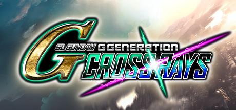 SD GUNDAM G GENERATION CROSS RAYS Cover Image
