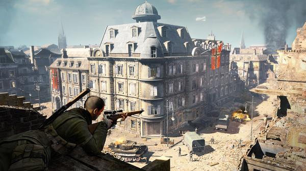 Скриншот №7 к Sniper Elite V2 Remastered