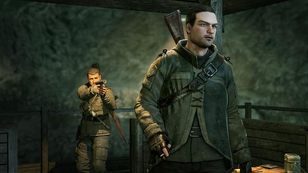 Скриншот №9 к Sniper Elite V2 Remastered