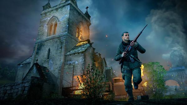 Скриншот №5 к Sniper Elite V2 Remastered