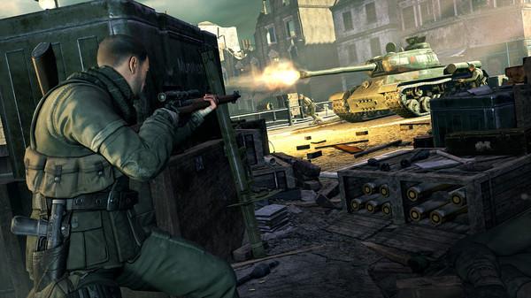 Скриншот №3 к Sniper Elite V2 Remastered