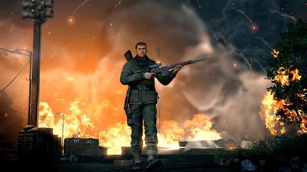 Скриншот №10 к Sniper Elite V2 Remastered
