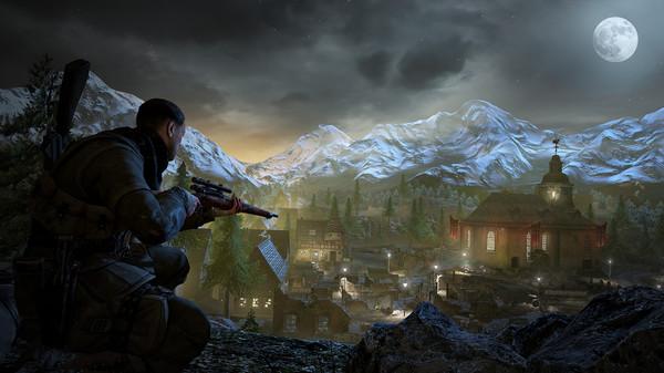 Скриншот №2 к Sniper Elite V2 Remastered