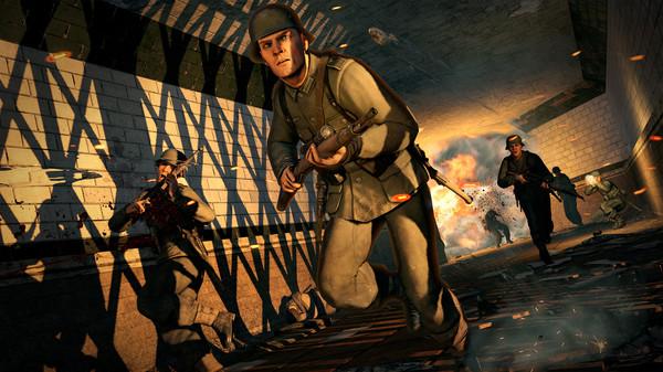 Скриншот №4 к Sniper Elite V2 Remastered