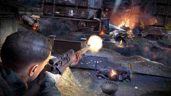 Скриншот №6 к Sniper Elite V2 Remastered
