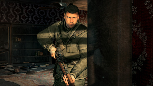 Скриншот №8 к Sniper Elite V2 Remastered