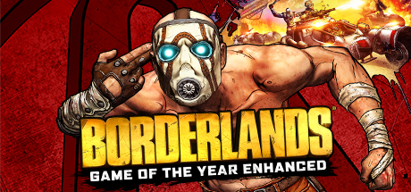 Borderlands Game of the Year Enhanced Cover Image