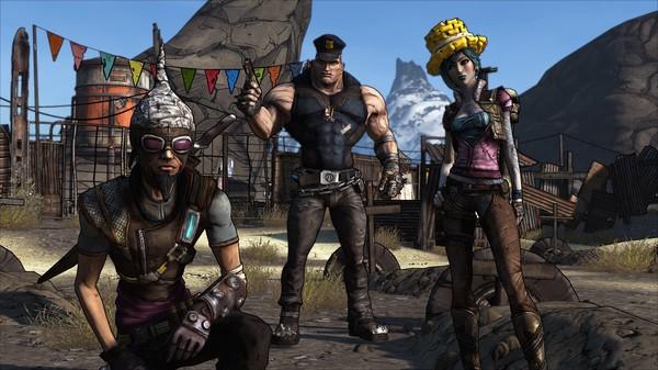 Borderlands Game of the Year Enhanced скриншот