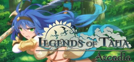 Legends of Talia: Arcadia