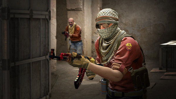 CS:GO screenshot