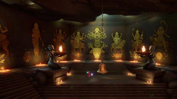 Скриншот №19 к Raji An Ancient Epic