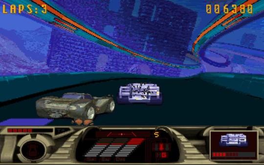 Скриншот №2 к MegaRace 1