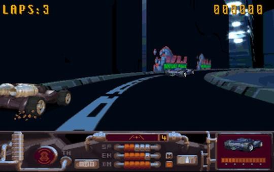 Скриншот №3 к MegaRace 1