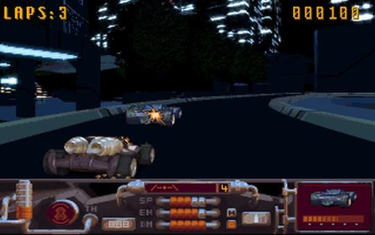 Скриншот №4 к MegaRace 1
