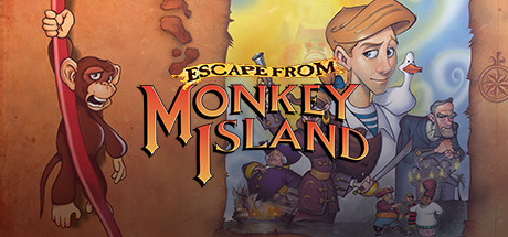 Escape from Monkey Island™ Cover Image