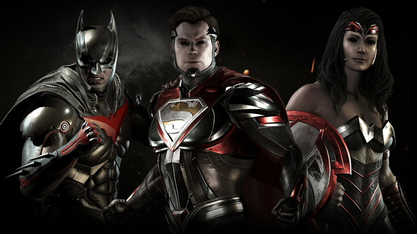Скриншот №1 к Injustice™ 2 - Demons Shader Pack