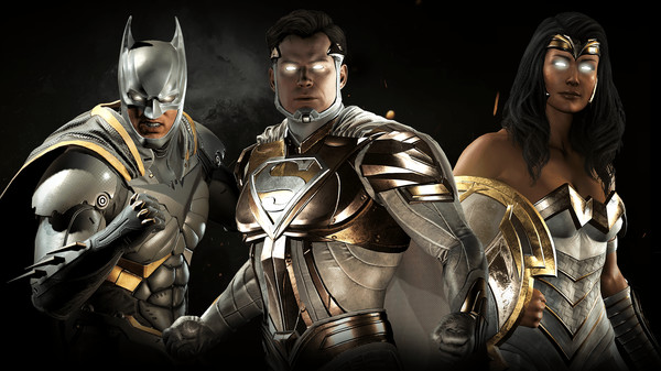 Скриншот №1 к Injustice™ 2 - Gods Shader Pack