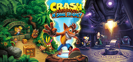 Crash Bandicoot™ N. Sane Trilogy Cover Image