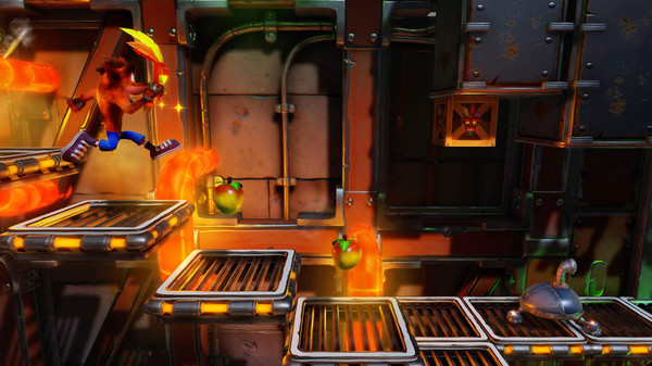 Скриншот №17 к Crash Bandicoot™ N. Sane Trilogy