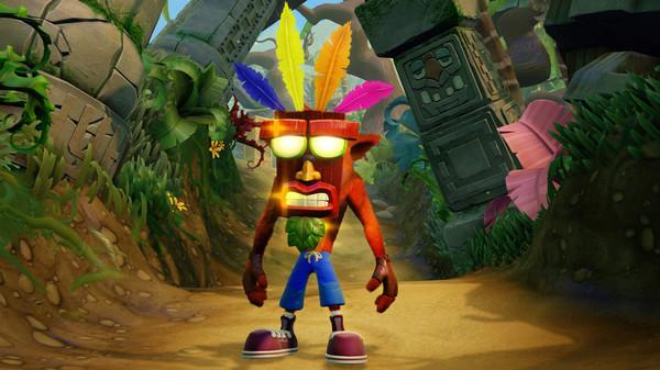 Скриншот №13 к Crash Bandicoot™ N. Sane Trilogy