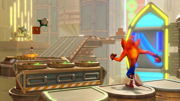 Скриншот №3 к Crash Bandicoot™ N. Sane Trilogy