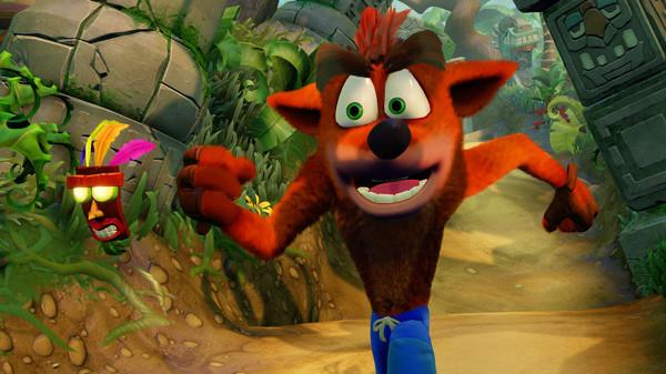Скриншот №14 к Crash Bandicoot™ N. Sane Trilogy