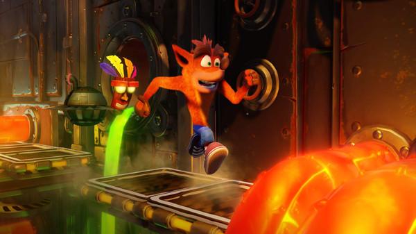 Скриншот №18 к Crash Bandicoot™ N. Sane Trilogy