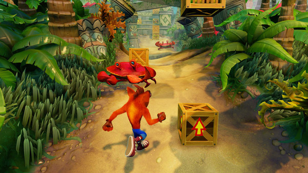 Скриншот №12 к Crash Bandicoot™ N. Sane Trilogy