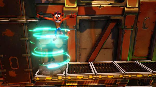 Скриншот №16 к Crash Bandicoot™ N. Sane Trilogy