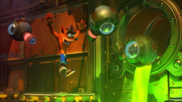 Скриншот №11 к Crash Bandicoot™ N. Sane Trilogy